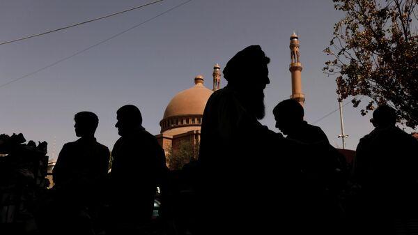 Џамија у Авганистану - Sputnik Србија