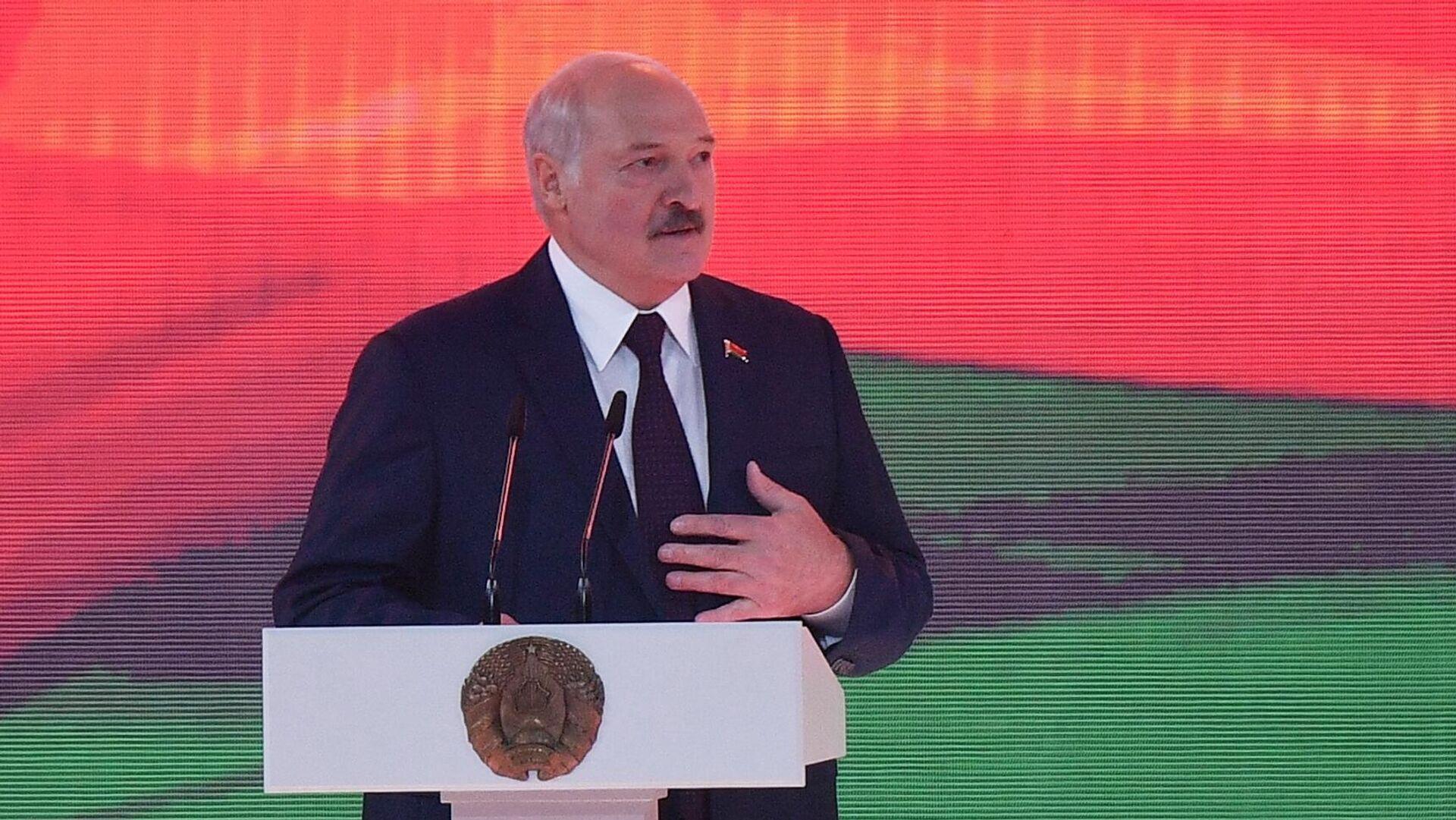 Predsednik Belorusije Aleksandar Lukašenko - Sputnik Srbija, 1920, 10.10.2021