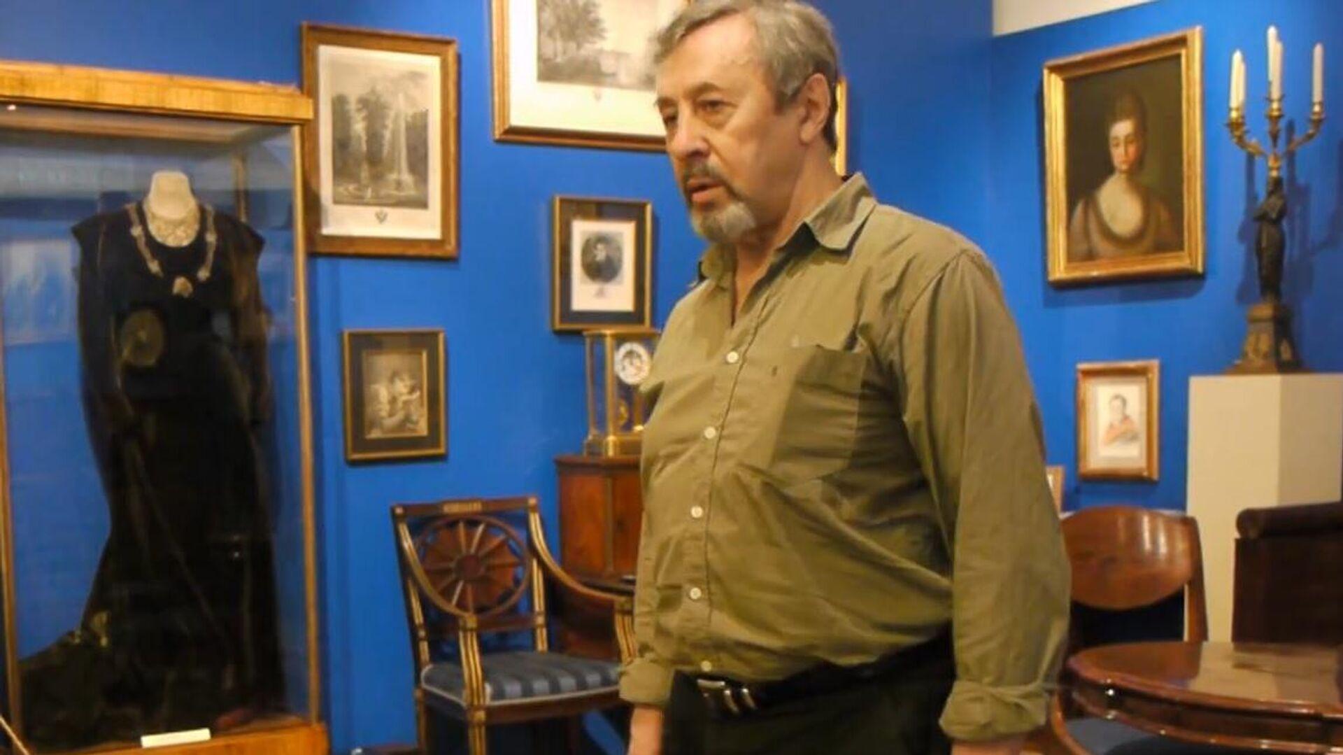 Песник Вјачеслав Купријанов - Sputnik Србија, 1920, 11.10.2021