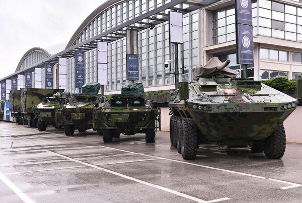 """Сајам наоружања и војне опреме """"Партнер 2021"""" - Sputnik Србија"""