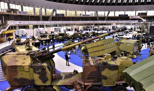 Јубиларни 10. Међународни сајам наоружања и војне опреме Партнер 2021, највећи и најзначајнији сајам наоружања и војне опреме у Југоисточној Европи - Sputnik Србија