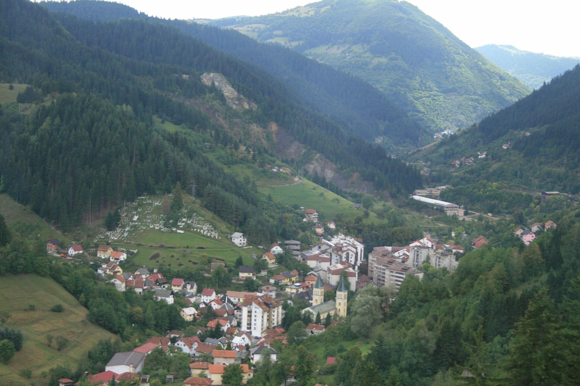 Vareš, grad u Bosni i Hercegovini - Sputnik Srbija, 1920, 14.10.2021