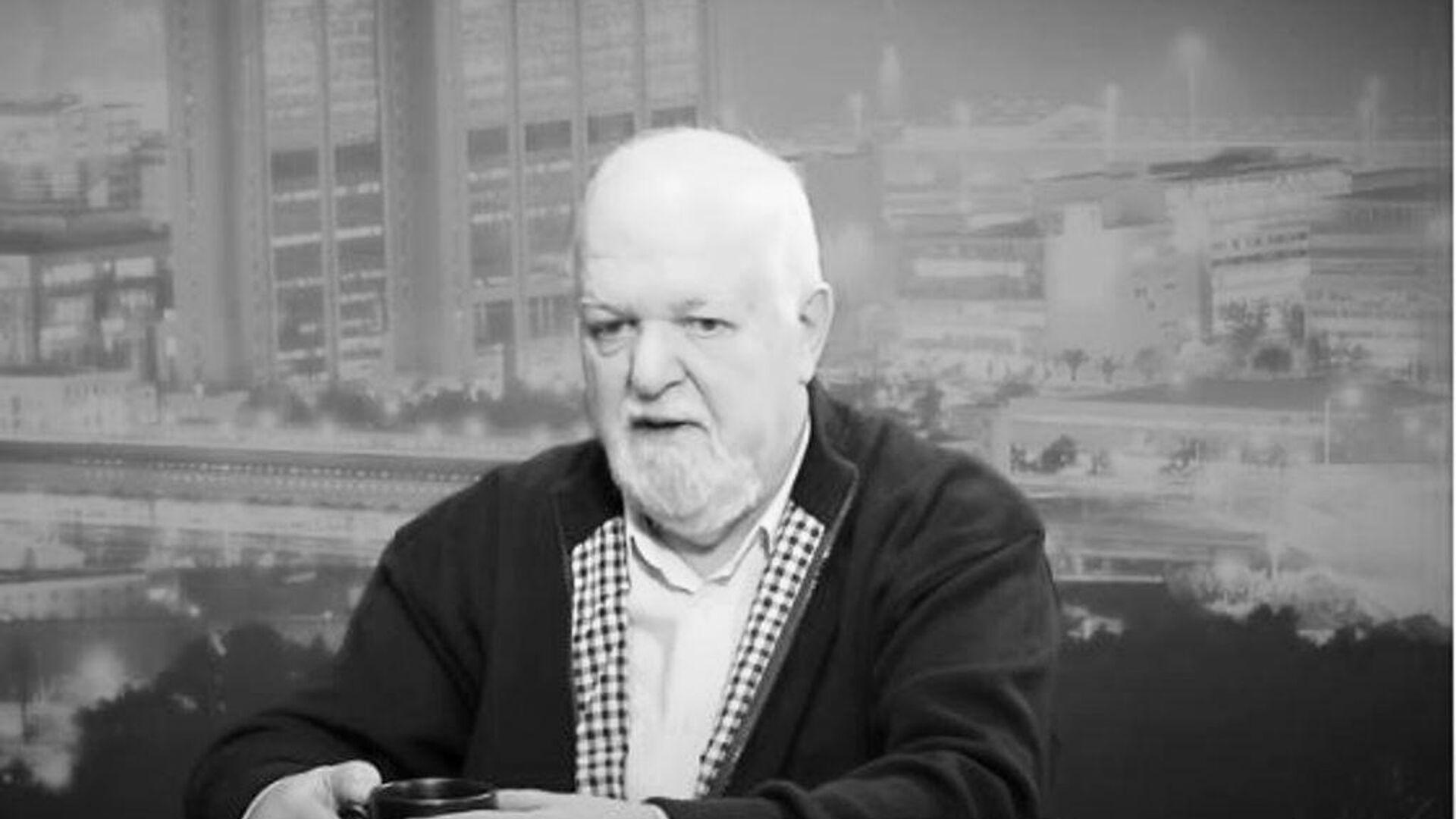 Политички аналитичар и бивши саветник Слободана Милошевића Звонимир Трајковић - Sputnik Србија, 1920, 14.10.2021