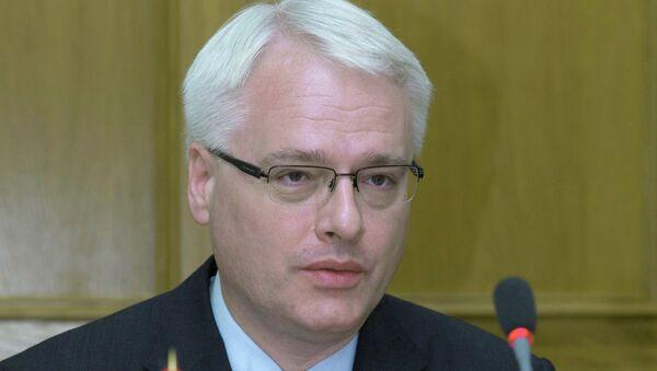 Хрватска је била жртва агресије - Sputnik Србија