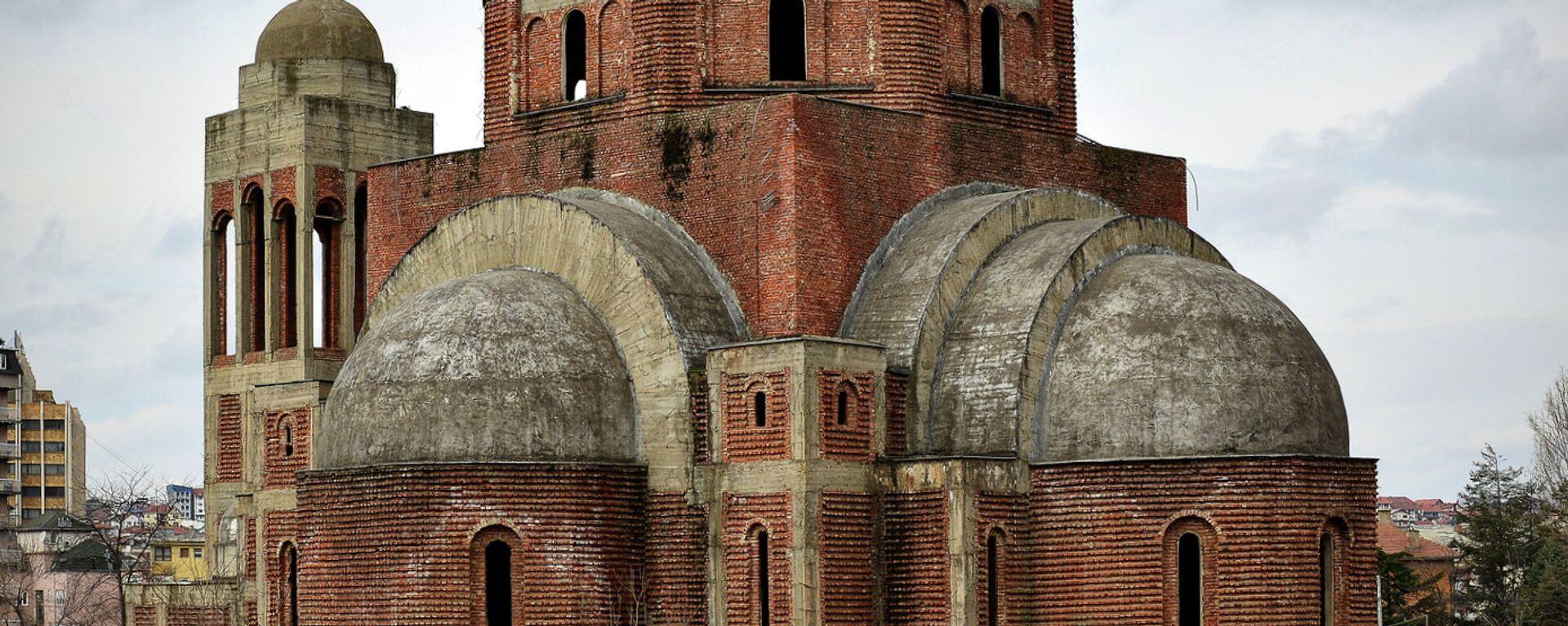 Crkva Hrista Spasa  - Sputnik Srbija, 1920, 01.03.2021