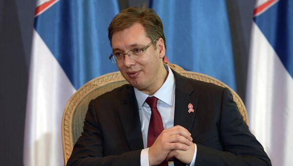 Postoje razlike, postoje problemi, ali probleme ćemo rešavati mirnim putem, u dobroj veri, nastojeći da sarađujemo što je moguće više. - Sputnik Srbija