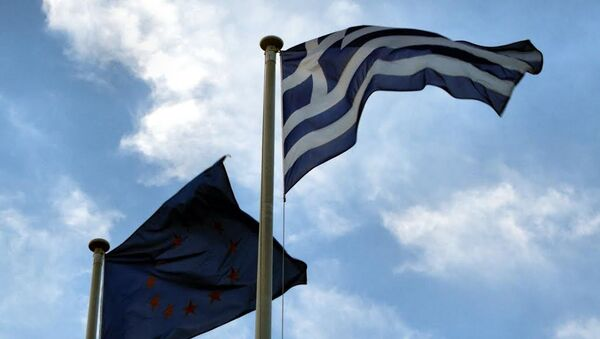 EU i Grčka - Sputnik Srbija