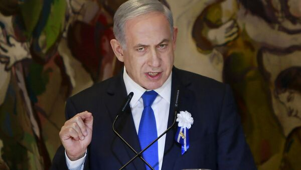 Premijer Izraela Benjamin Netanijahu - Sputnik Srbija