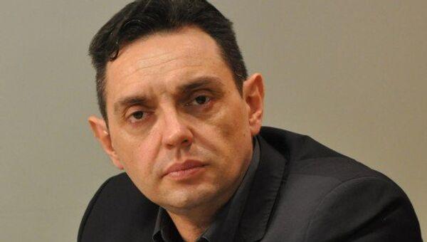 Вулин: Ово је очекивани наставак политике притисака и условљавања Србије - Sputnik Србија