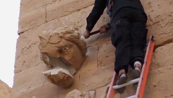 ID uništila drevni grad Hatra - Sputnik Srbija