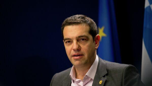 Премијер Грчке Алексис Ципрас - Sputnik Србија