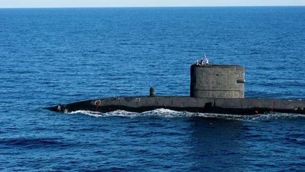 """Атомска поморница Британске краљевске флоте """"HMS Talent - Sputnik Србија"""