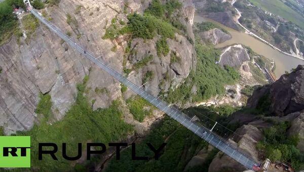 Stakleni most, Kina - Sputnik Srbija