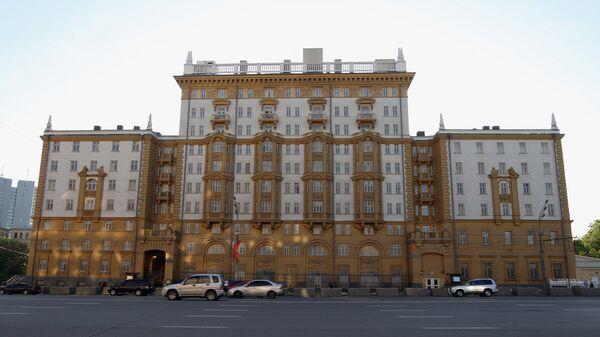 Američka ambasada u Moskvi - Sputnik Srbija