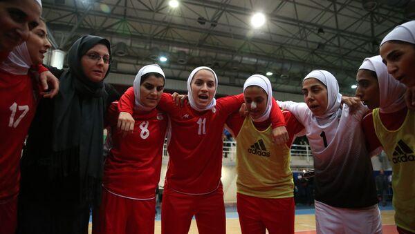 Iranska ženska fudbalska reprezentacija - Sputnik Srbija