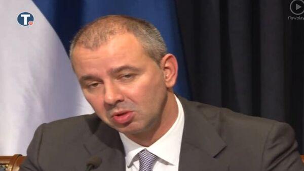 Generalni direktor Elektromreže Srbije Nikola Petrović - Sputnik Srbija
