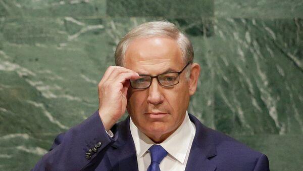 Premijer Izraela Benjamin Netanjahu - Sputnik Srbija