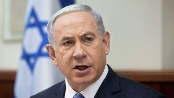 Премијер Израела Бењамин Нетанјаху - Sputnik Србија