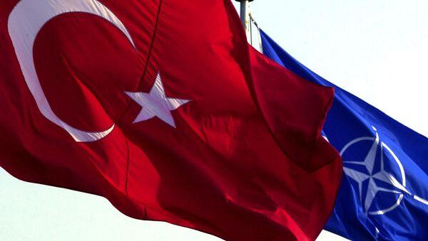 Заставе Турске и НАТО-а - Sputnik Србија