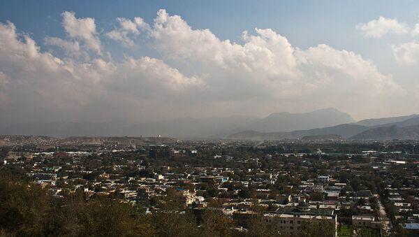 Кабул, главни град Авганистана - Sputnik Србија