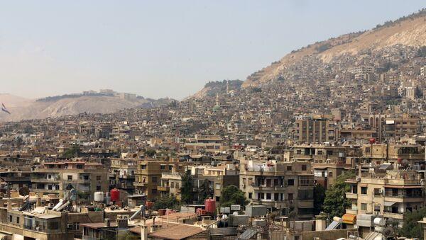 Damask, Sirija - Sputnik Srbija