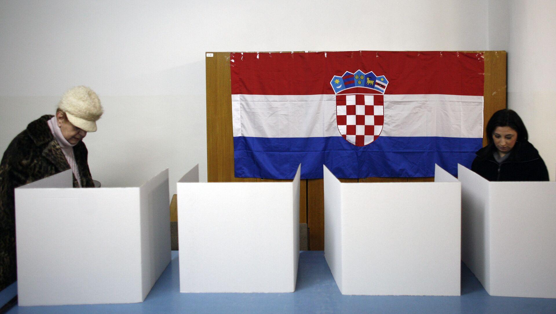 Избори у Хрватској  - Sputnik Србија, 1920, 30.05.2021