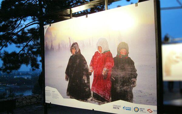 """Izložba fotografija """"Otkrijmo Arktik"""" na Kalemegdanu - Sputnik Srbija"""