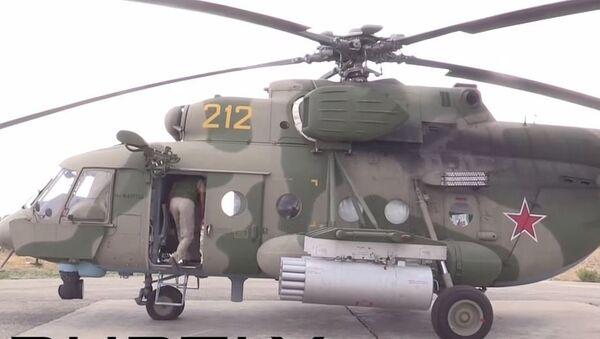 МИ-24 хеликоптер - Sputnik Србија