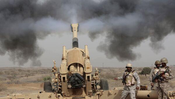 Vojska Sudijske Arabije štiti granicu sa Jemenom - Sputnik Srbija