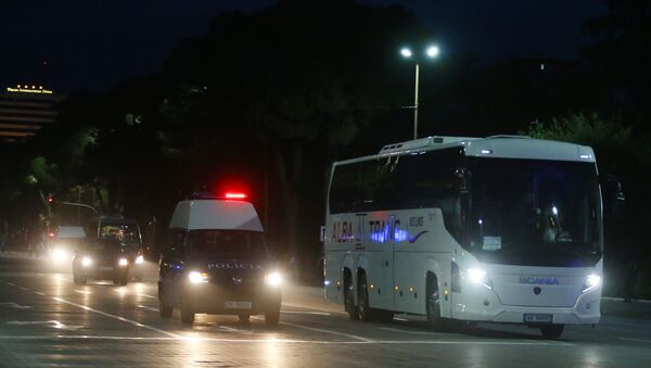 Аутобус - Sputnik Србија