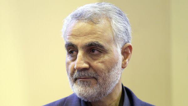 Iranski general Kasem Sulejmani - Sputnik Srbija
