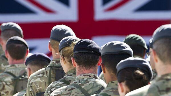 Британска војска - Sputnik Србија