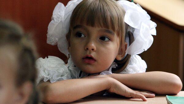 Руска девојчица - Sputnik Србија