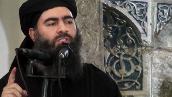 El Bagdadi, vođa ID - Sputnik Srbija