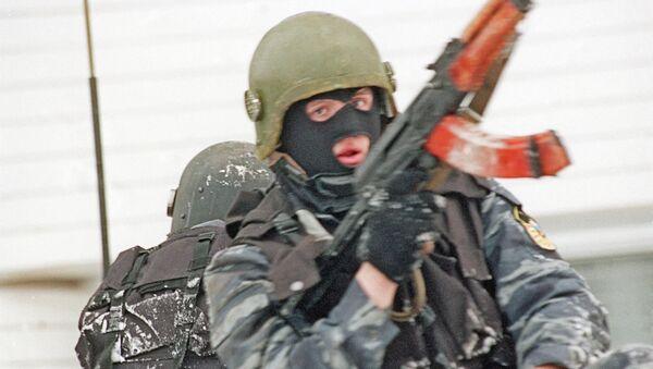 Руска полиција ухапсила терористичку групу у Москви - Sputnik Србија