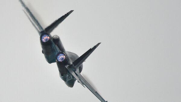 A Su-34 - Sputnik Srbija