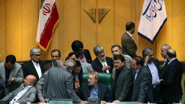 Iran, sednica parlamenta - Sputnik Srbija
