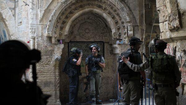 Izrael, policija, Jerusalim - Sputnik Srbija