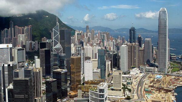 Hongkong ostrvo - Sputnik Srbija