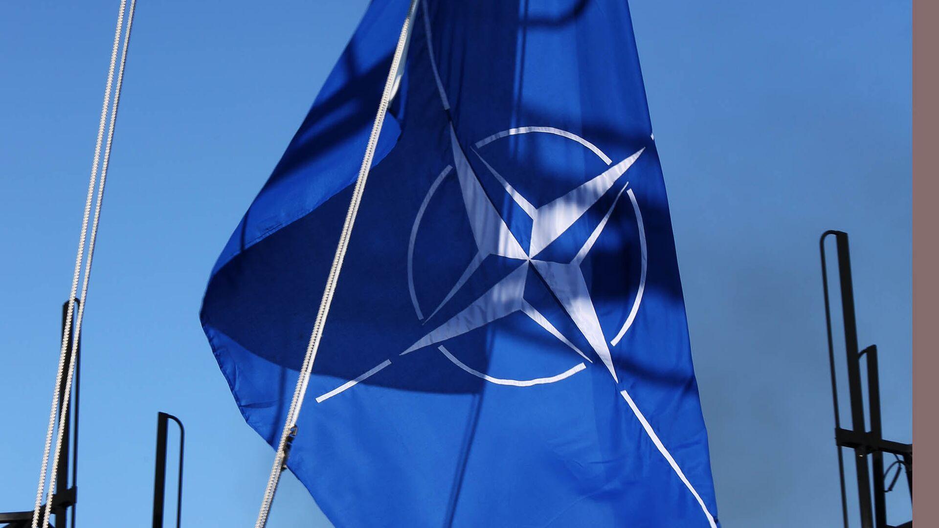 НАТО застава - Sputnik Србија, 1920, 12.08.2021