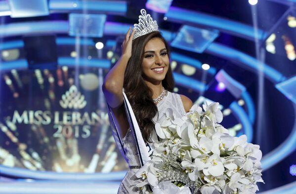 Најлепше жене Блиског истока: Мис Либана 2015. - Sputnik Србија