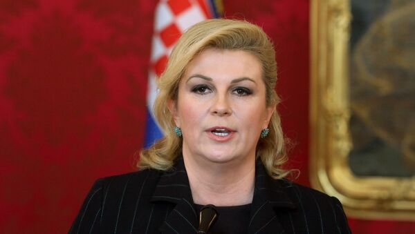 Колинда Грабар Китаровић - Sputnik Србија