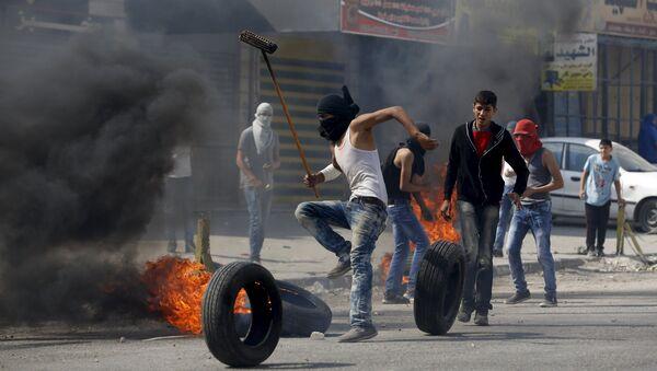 Izrael, neredi, demonstracije - Sputnik Srbija