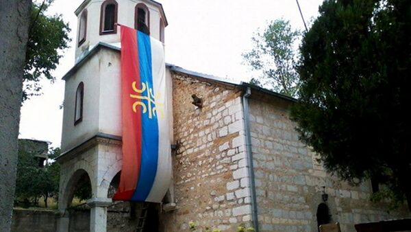 Црква Успење Пресвете Богородице, Ораховац-Косово и Метохија - Sputnik Србија