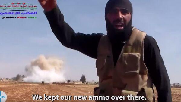 Džihadista, Sirija, intervencija - Sputnik Srbija