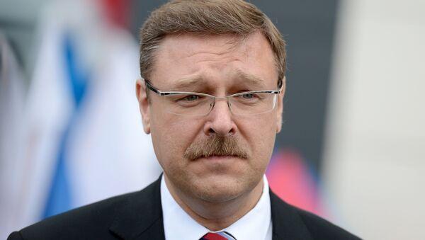 Константин Косачов - Sputnik Србија