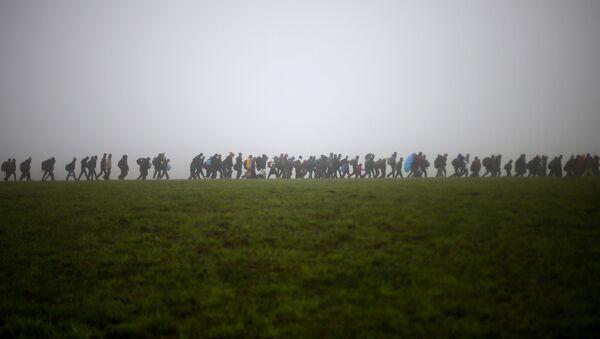 Migranti, izbeglice - Sputnik Srbija