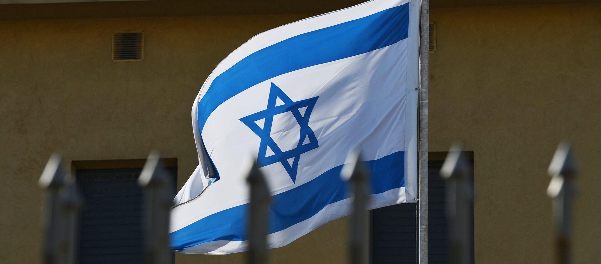 Zastava Izraela - Sputnik Srbija, 1920, 12.05.2021