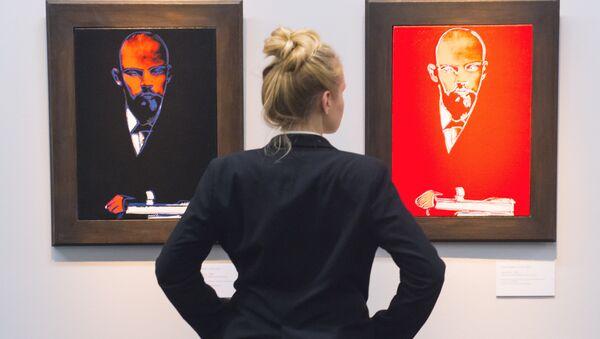 Ворхолови портрети Лењина - Sputnik Србија