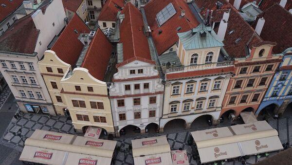 Krovovi Praga, Češka. - Sputnik Srbija
